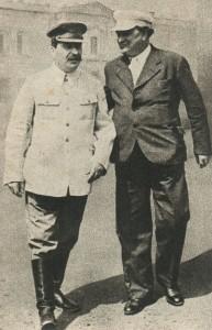 Stalin, Dmitrov