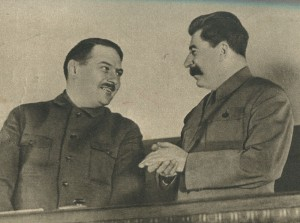 Stalin and Zhdanov