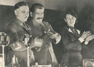 Stalin, Voroshilov