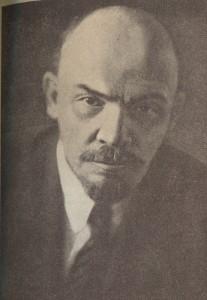 V.I. Lenin. 1920