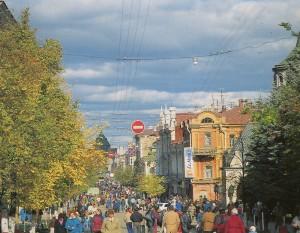 Bolshaya Pokrovskaya Street