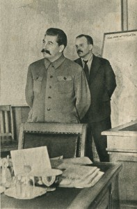 Stalin and Molotov