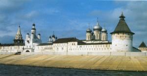 Makarevsky Zheltovodsky nunnery. XVII century.