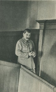 Stalin in thew drummers