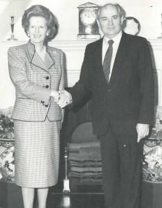 M.S. Gorbachev