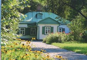 Das Geburtshaus A. P. Tchechows.