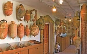 Amphorenraum im Museum-Naturschutzgebiet «Tanais»