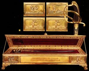 Der Sabel des Kaisers Alexander I