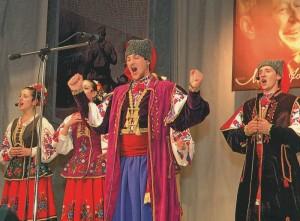 """Das Internationale Literatur-Folklorefest """"Scholochow-Frühling"""" in der Kosakensiedlung Weschenskaja"""