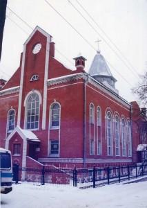 Church of Evangelical
