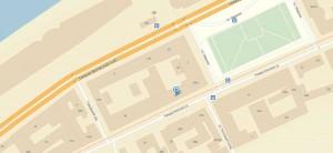 Rozhdestvenskaya street 37  on map