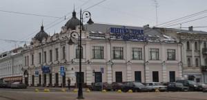Rozhdestvenskaya street 35