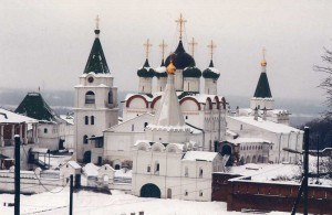 Pechersk monastery