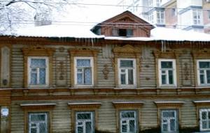 Nizhny Novgorod. Bolshaya Pecherskaya.