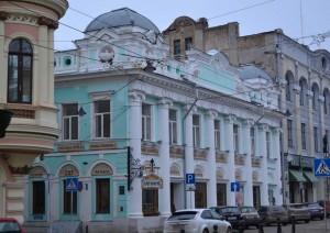 Nizhniy Novgorod, Rozhdestvenskaya street, 25
