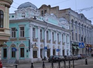 Rozhdestvenskaya street, 25