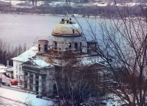 Alekseevskaya Church of the Annunciation monastery (1821-1834)