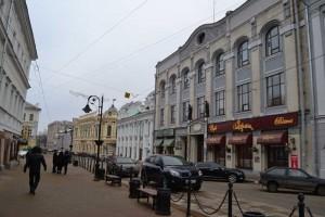 Nizhniy Novgorod, Rozhdestvenskaya street, 23