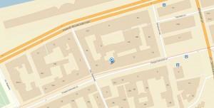 Rozhdestvenskaya street, 23  on map