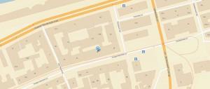 Rozhdestvenskaya street, 21 on map