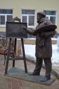street Rozdestvenskaya. Nizhny Novgorod.