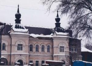 Nizhny Novgorod synagogue.