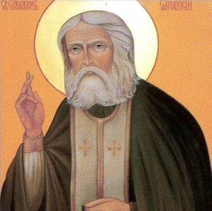 Diveevo. Seraphim Of Sarov.