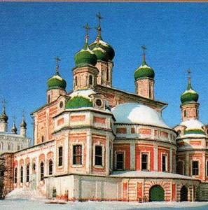 Pereyaslavl-Zalessky.