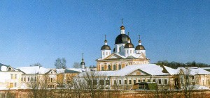 The Nizhny Novgorod region. Bogorodsk. Cathedral in Bogorodsk.