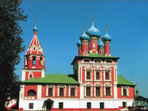 The Church in Pdice.