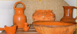 The Nizhny Novgorod region. Bogorodsk. Earthenware.