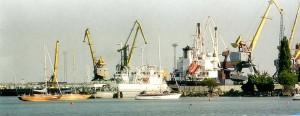 Der Hafen Von Taganrog