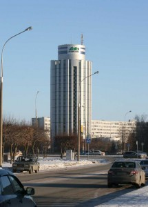Business centre «Skullcap»  2\18. Tatarstan, Naberezhnye Chelny, Str. Khasan Tufan, 12