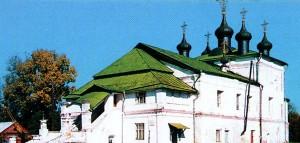 The Nizhny Novgorod region. Balakhna. The Church Of Balakhna.