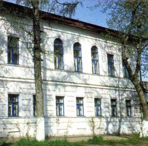 The Nizhny Novgorod region. Lyskovo. House of the 19th century.