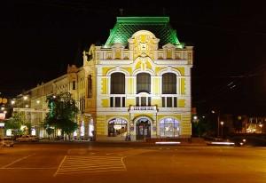 The Palace of labour Monuments Nizhny Novgorod, Bolshaya Pokrovskaya street, apartment 3