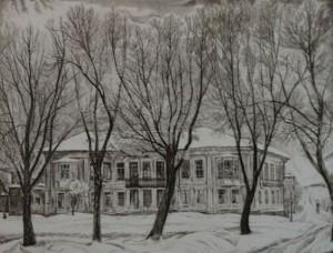 Pushkin places