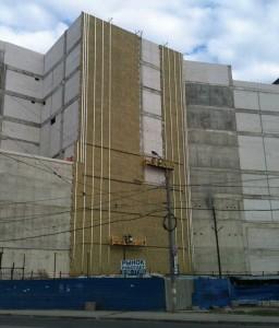 Finishing walls Minplita