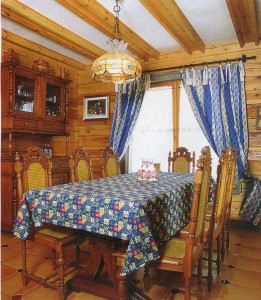 Wooden wooden
