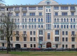 Moscow. Gogol Boulevard, 29.
