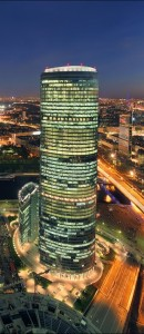 "Tower ""Moscow-City"". Moscow"