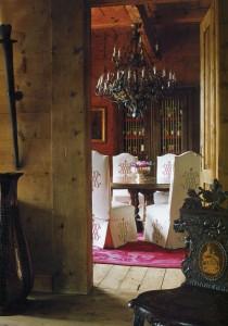 Mystical interior