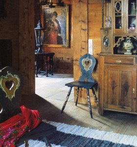 Painting  interior.