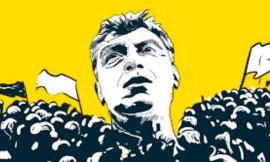 Nemtsov mourning