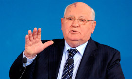 Ex-Soviet leader Gorbachev puts his villa in Bavarian Alps up for sale