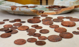 Archaeologists still searching for answers to treasure mystery hidden