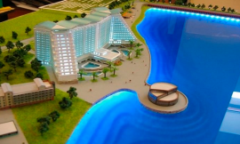 vows dolphinarium will be built in Chechnya's capital