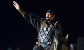 Hollywood 'black-belt' martial artist Steven Seagal laughs off Ukraine's 'blacklisting'