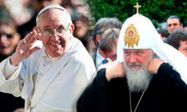 Pope Francis welcomes Russia's efforts