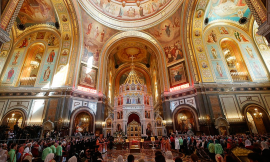 in Cathedral of the Savior